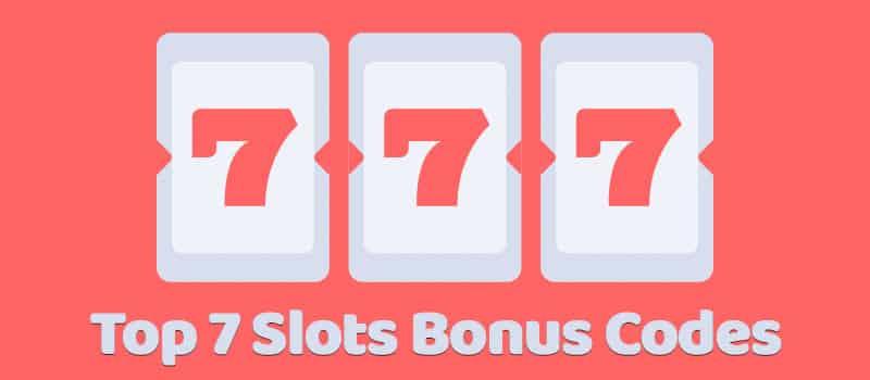 Online Slots Bonus Codes