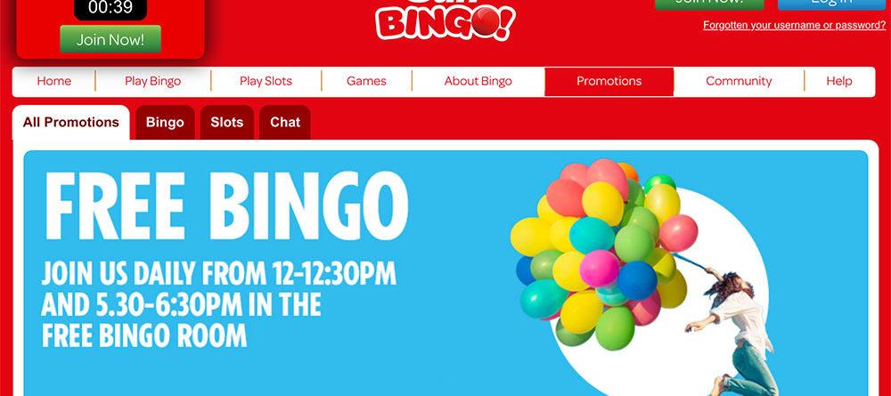 Sun Bingo Brings You 100% Free Bingo
