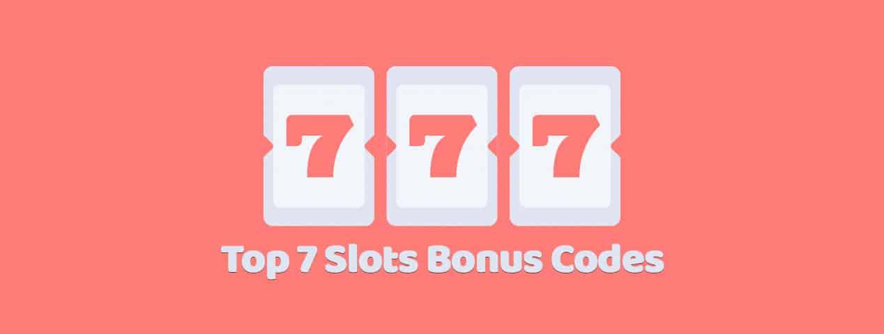 Slots Bonus Codes