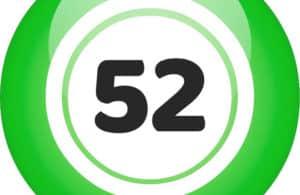 52 Ball Bingo