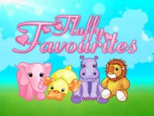 Bingo Sites with Fluffy Favourites Slot