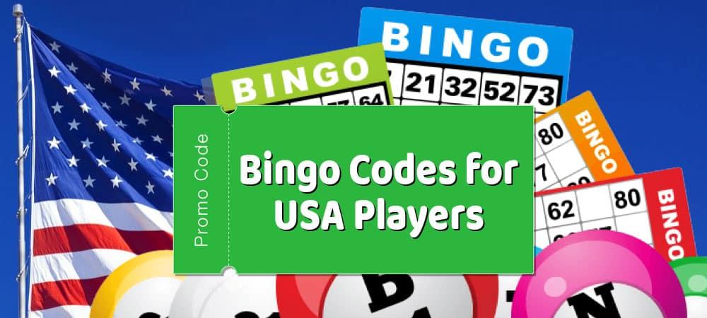 No Deposit Bingo Codes for USA Players