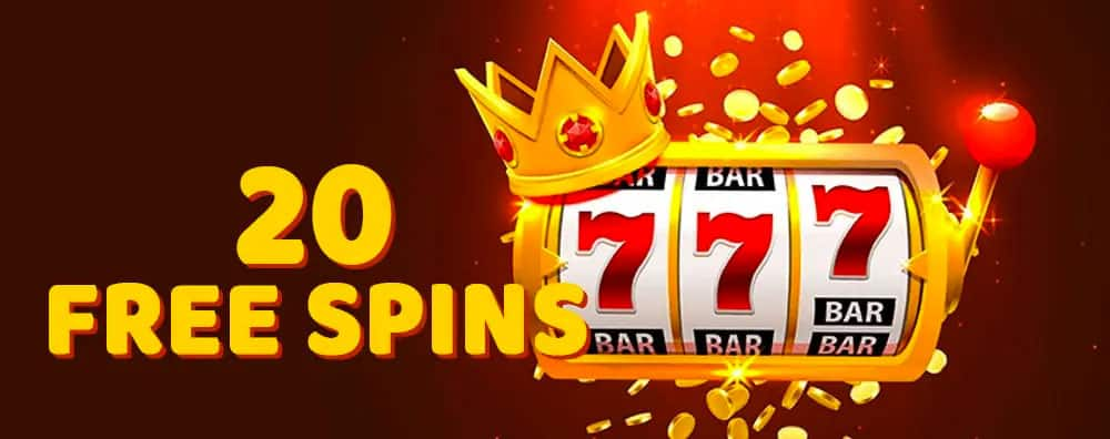 20 Free Spins No Deposit Bonus