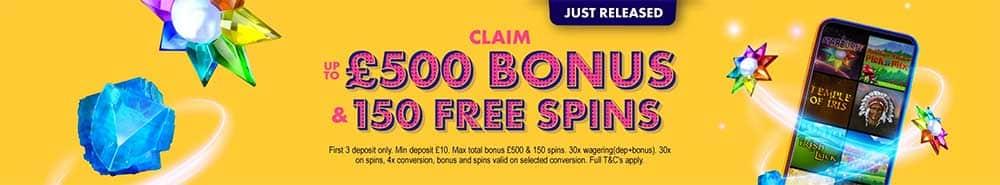 Bonzo Spins Bonus Code