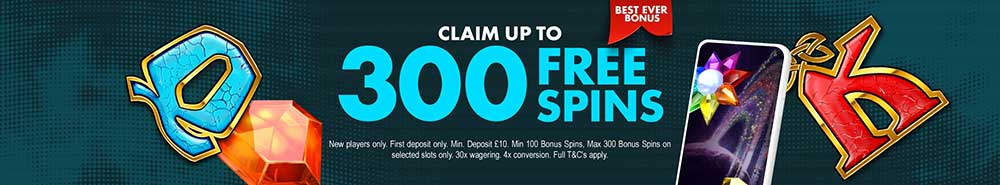 Spins Royale Casino Bonus Code